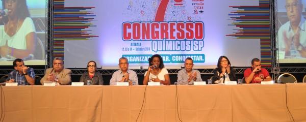 Congresso da categoria aprova participação de 30% de mulheres na direção da entidade