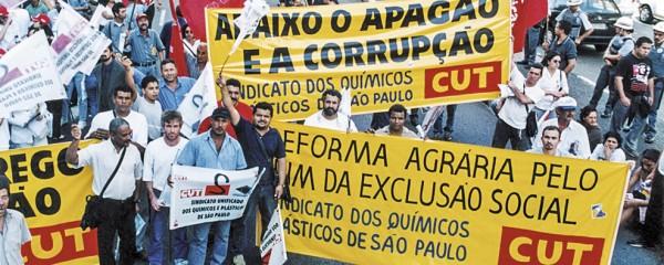 Contra o apagão e a corrupção
