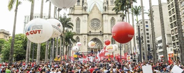 Dia Nacional de Mobilização reúne milhares de pessoas em todo o País