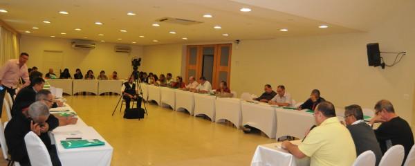 Diretoria realiza seminário de planejamento