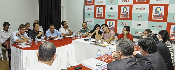 Farmacêuticos aprovam acordo coletivo na Campanha Salarial 2011