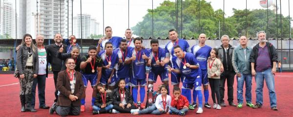 Final da VIII Copa Sindquim