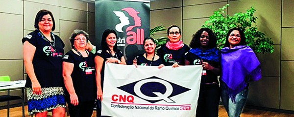 IndustriALL Mulher