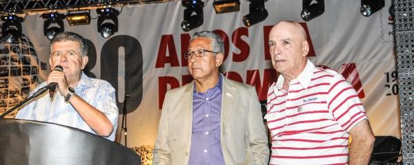 Sindicato celebra 30 Anos de Retomada