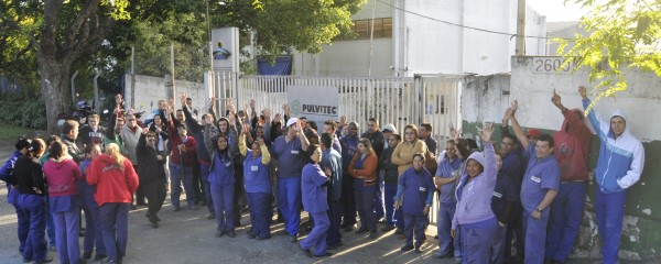 Trabalhadores da Pulvitec ganham periculosidade